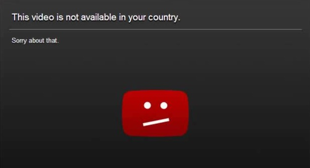 "5 modalitati pentru a scapa de ""This Video is Not Available in Your Country"" de pe YouTube"