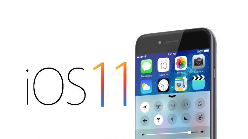 iOS 11 va permite apeluri video in grup pentru FaceTime