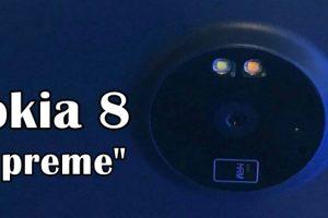 Nokia 8 Supreme ar putea fi lansat in februarie 2017