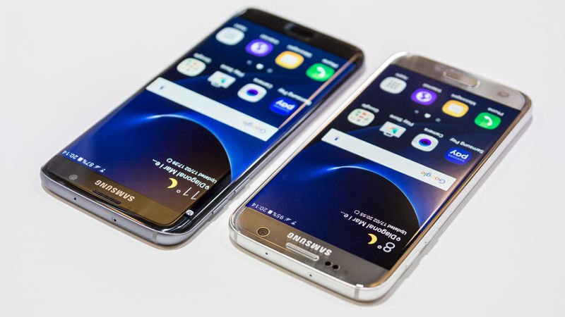 Samsung Galaxy S7 si Edge
