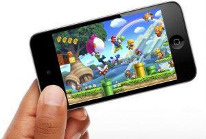 Jocuri smartphone Nintendo