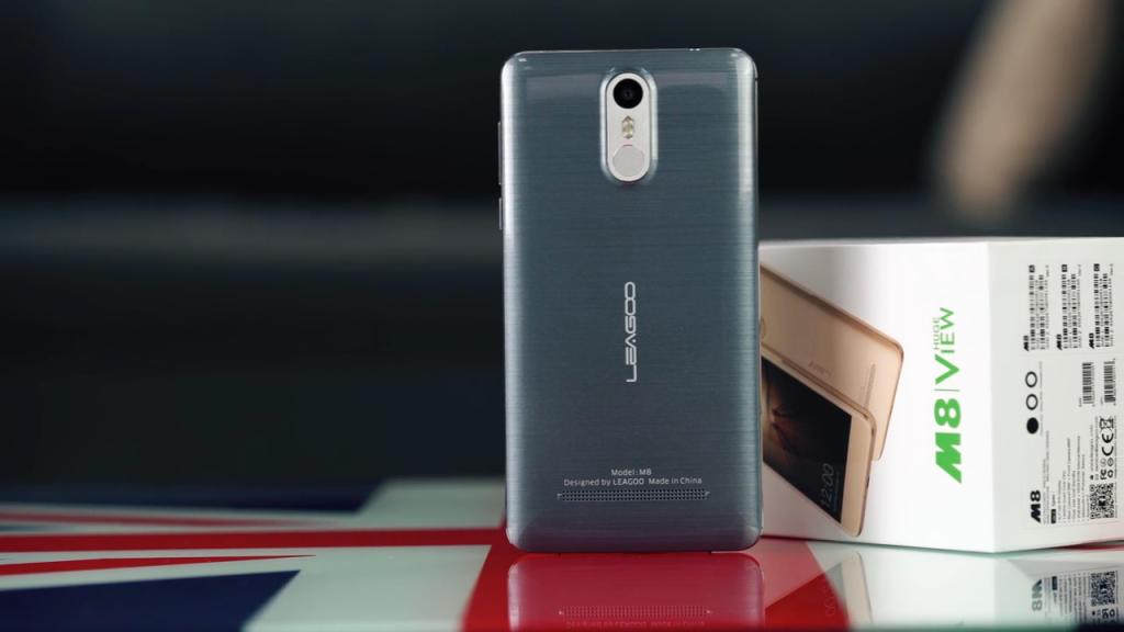Leagoo M8 review si pret