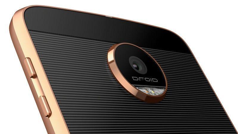 Motorola Moto Z imagini