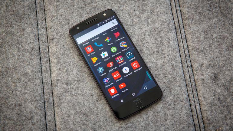Motorola Moto Z - review