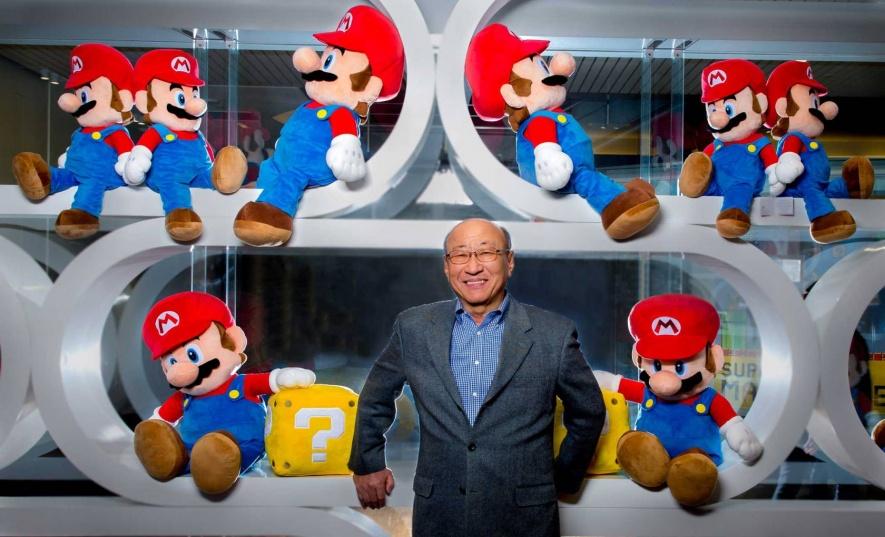 Jocuri smartphone de la Nintendo, compania condusa de Tatsumi Kimishima