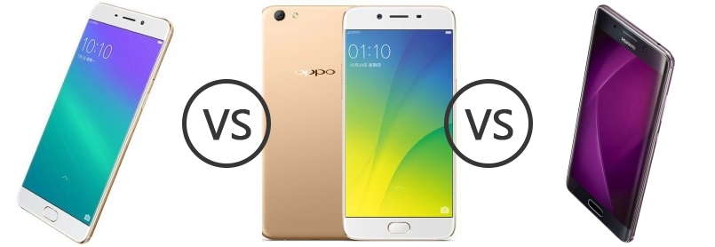Oppo R9 Plus vs Huawei Mate 9