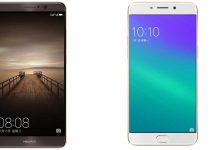 Oppo R9 Plus - VS - Huawei Mate 9