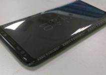 Samsung Galaxy S8 imagini noi