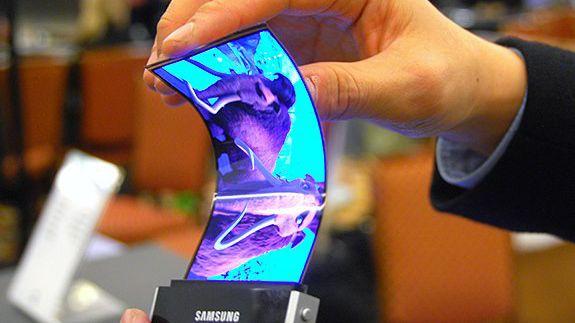 Smartphone pliabil de la Samsung in 2017?