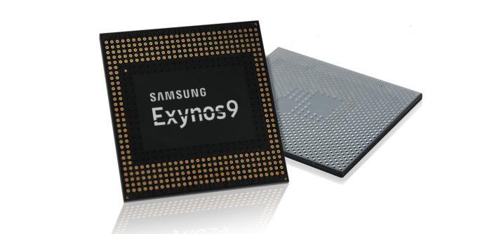 chipsetul Exynos 8895