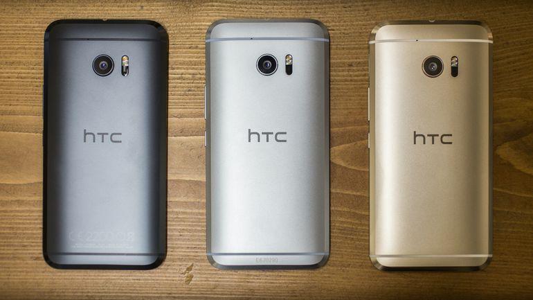 HTC 10 Bolt