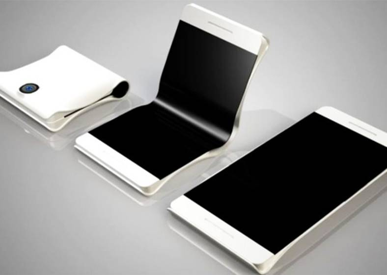 Smartphone pliabil Samsung