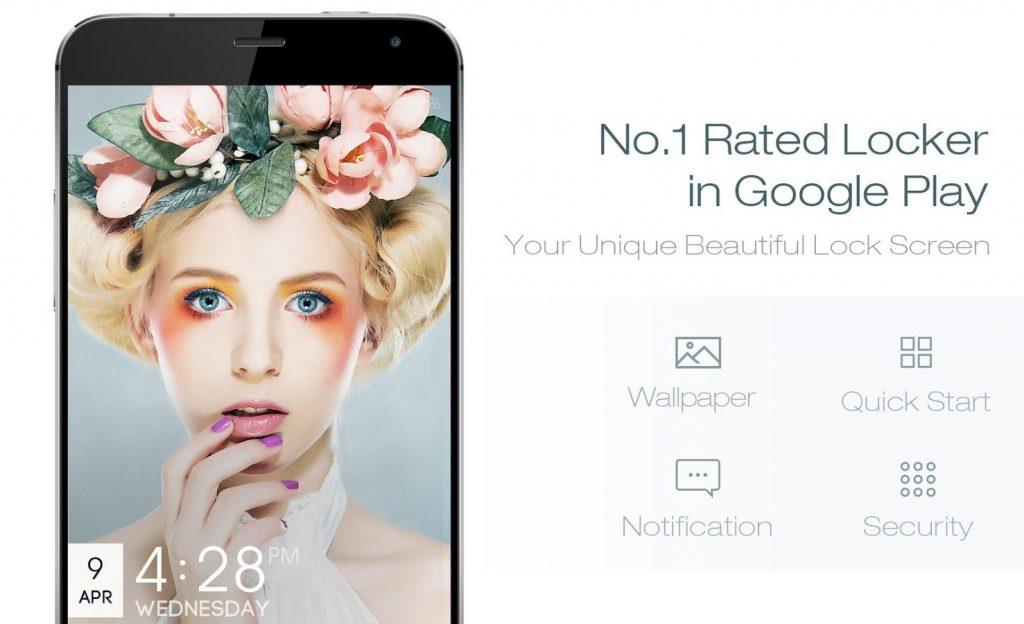 Cele mai bune aplicatii de blocare a ecranului pentru telefonul tau Android ZUI LOCKER