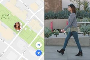 Google Maps Share Location - o noua functie