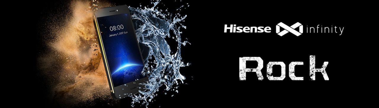 Hisense C30 Rock review
