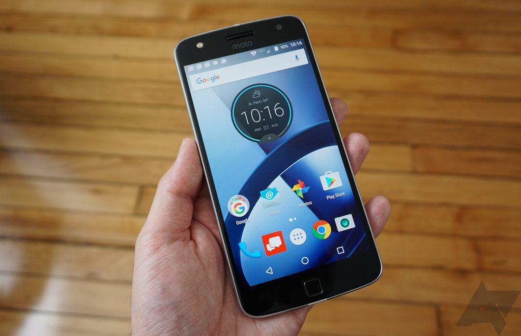 Motorola Moto Z Play 2
