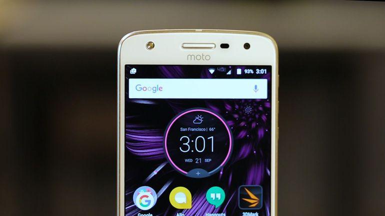 Motorola Moto Z Play 3