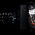 OnePlus 3T Midnight Black editie limitata cu un aspect senzational 1