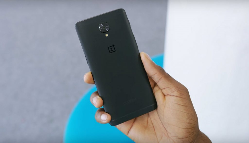 OnePlus 3T Midnight Black editie limitata cu un aspect senzational 3