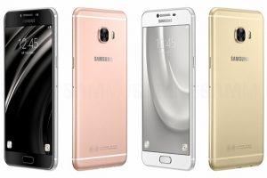 Samsung Galaxy C5 Pro anuntat oficial