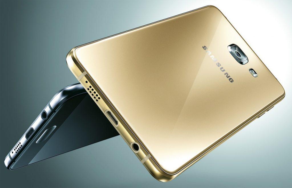 Samsung Galaxy C9 Pro, un smartphone mid-range cu accente premium
