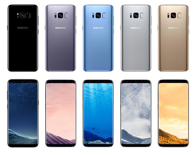 Samsung Galaxy S8 lansare oficiala