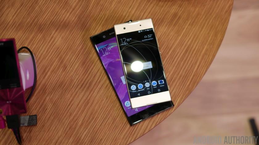 Sony Xperia XA1 Ultra si Sony Xperia XA1