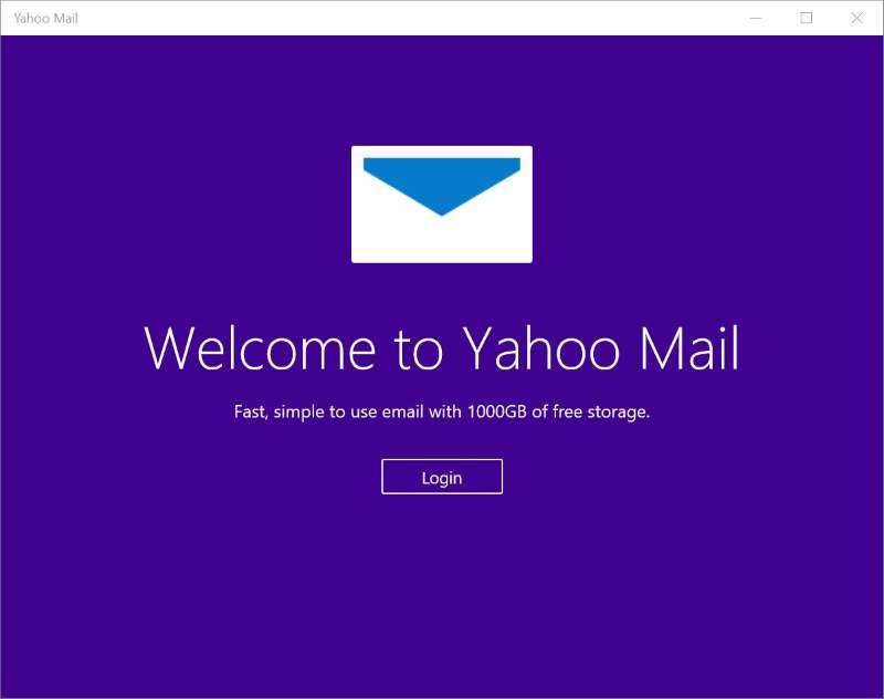 Yahoo Mail compromis