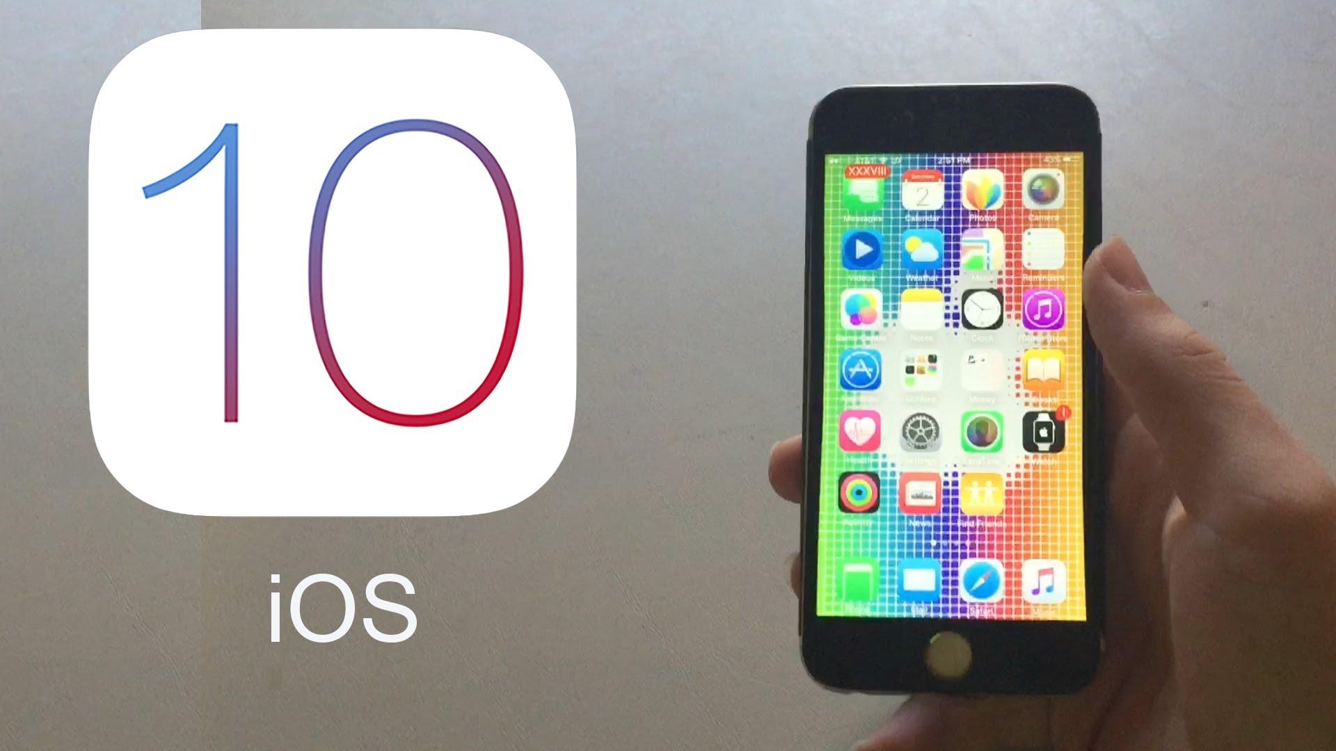 Noi actualizari de la Apple: iOS 10.3 lansat oficial
