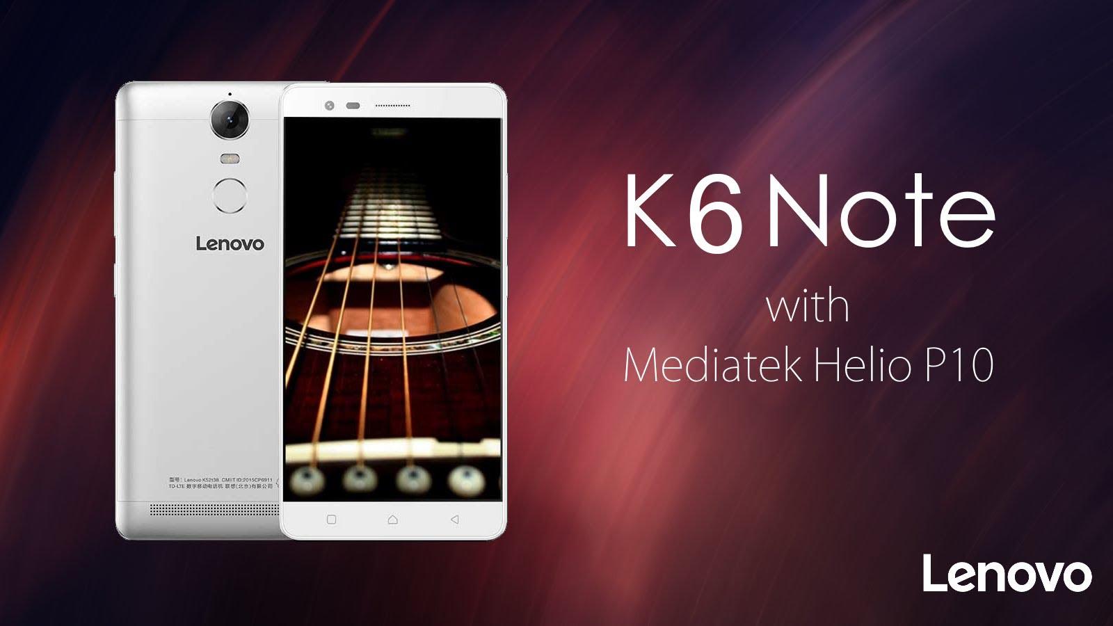 Lenovo K6 note pareri