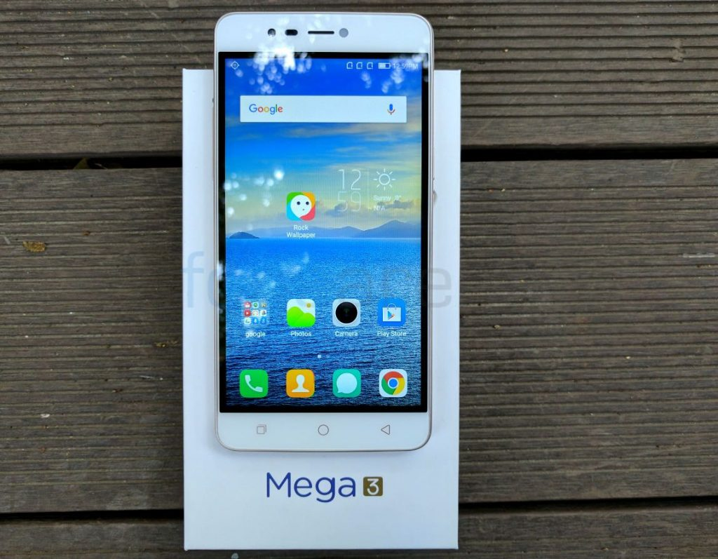 Coolpad Mega 3 review (2)