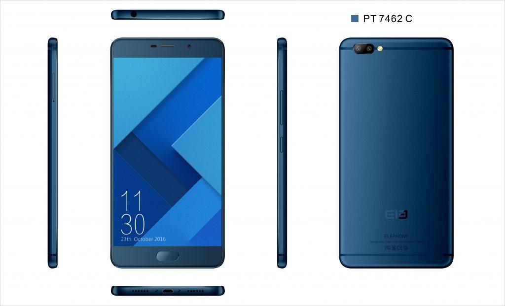 Elephone Play X 3