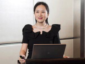 Huawei Sabrina Meng