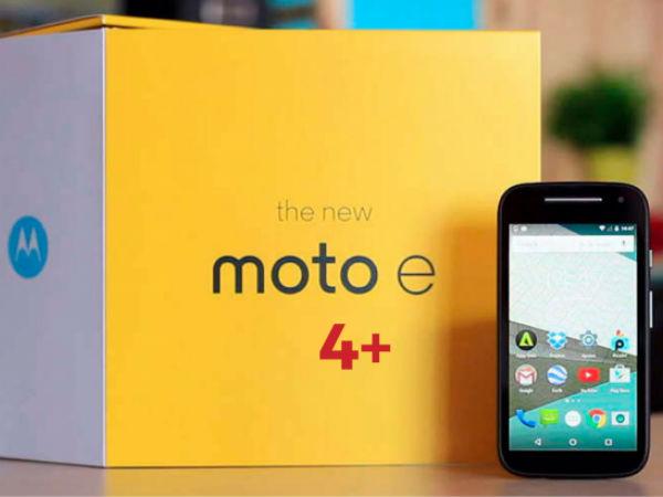 Moto E4 Plus va avea baterie de 5000 mAh si Android 7.0 Nougat