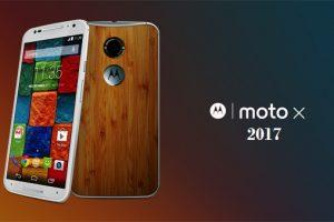 Motorola Moto X 2017 profil
