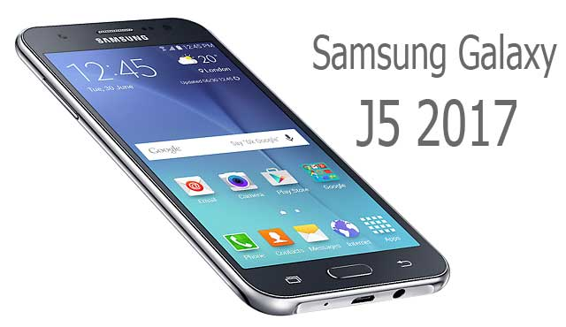 Samsung Galaxy J5 2017 cu Android 7.0 Nougat si chipset proprietar Exynos 7870