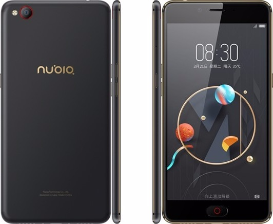 ZTE Nubia N2 review si pret