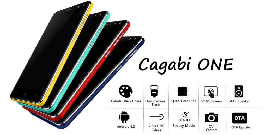 smartphone ieftin Cagabi One