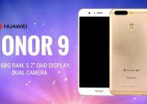Huawei Honor 9 (3)
