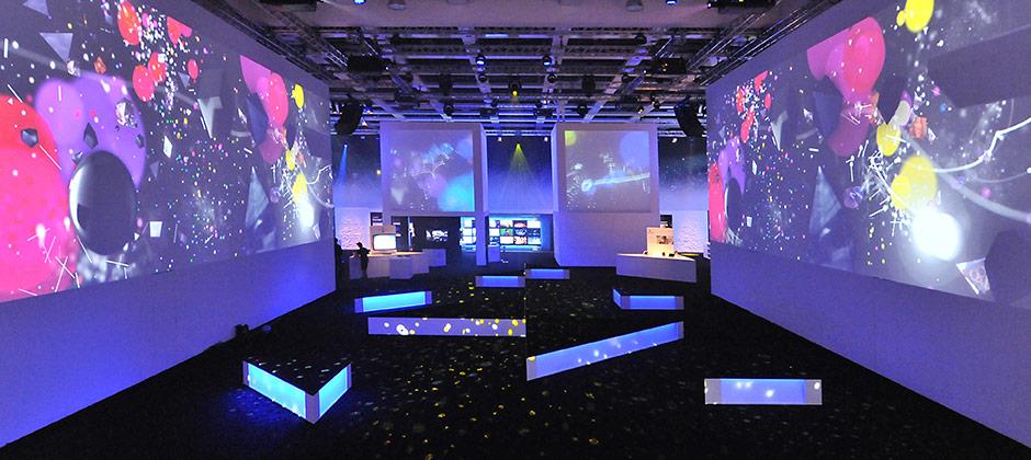 Pavilion al Sony la IFA Berlin