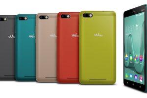 Wiko Robby smartphone dual SIM cu baterie de 2500mAh 2