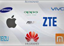 Cei mai importanti producatori de telefonie mobila din lume
