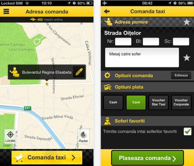 Cele mai bune aplicatii taxi pentru iOS si Android (2)