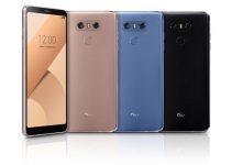 LG G6 si LG G6 Plus