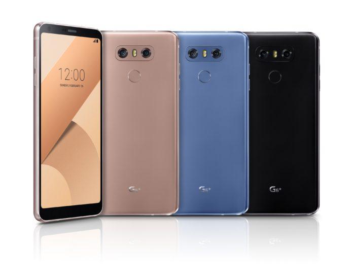 LG G6: doua noi versiuni prezentate de producator - noul LG G6 si LG G6 Plus