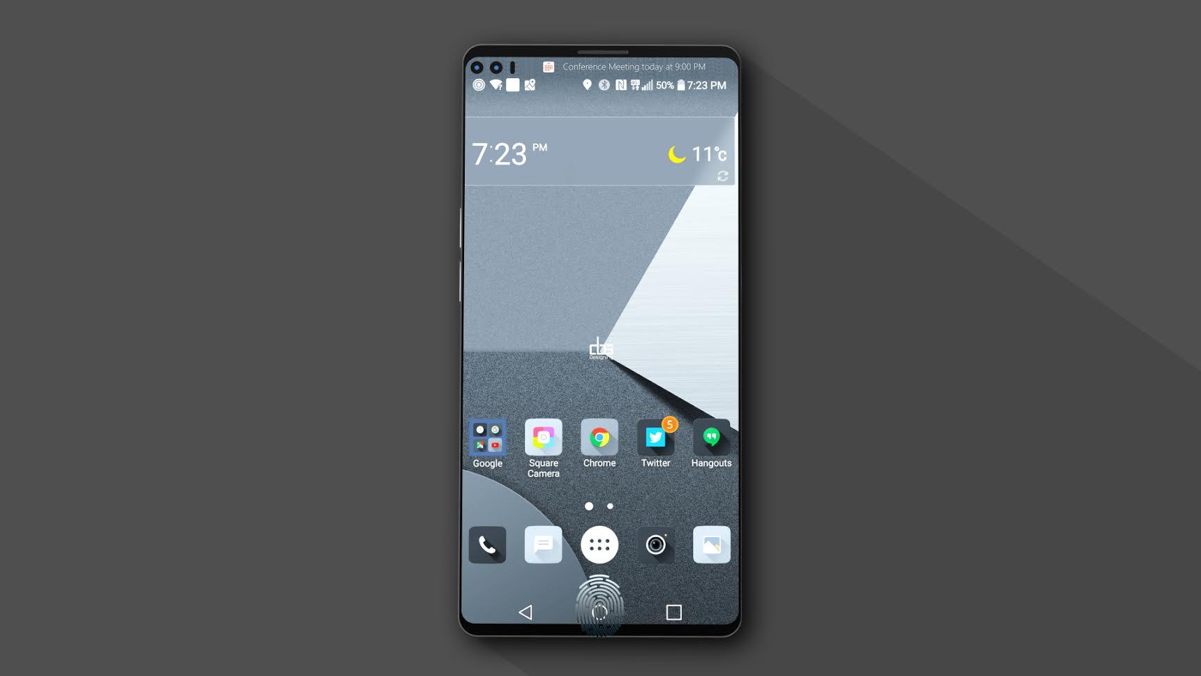 LG V30 veste surprinzatoare: handset-ul va miza pe un singur display