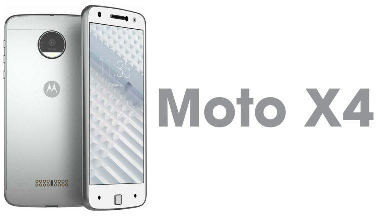 Se amana lansarea Moto X4?
