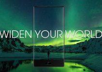 Maze Alpha cel mai accesibil smartphone bezel-less