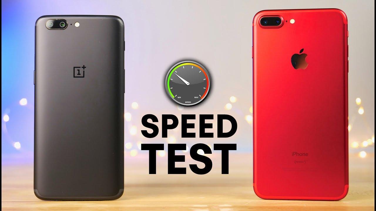 OnePlus 5 este cel mai rapid telefon