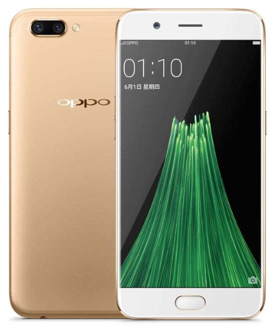 Review Oppo R11